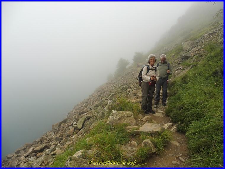 Gavarnie, le lac des Gloriettes