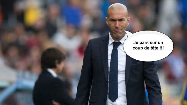 Zidane démissionne du Real Madrid !