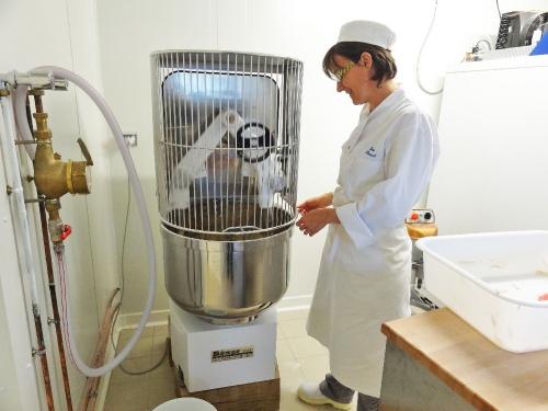 Bientôt l'ouverture d'une boulangerie artisanale à Montliot...