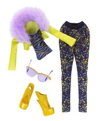 Clawdeen fashion pack