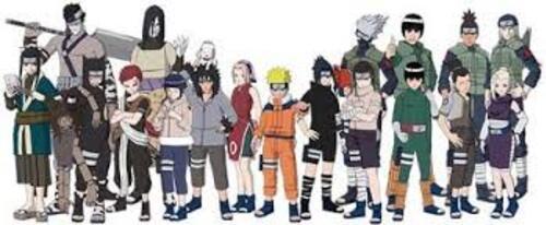 Naruto : Masashi Kishimoto
