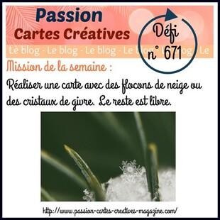 Passion Cartes Créatives#671 !