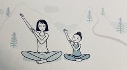 Le yoga à l'école