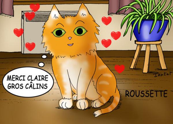 Tous avec Roussette !
