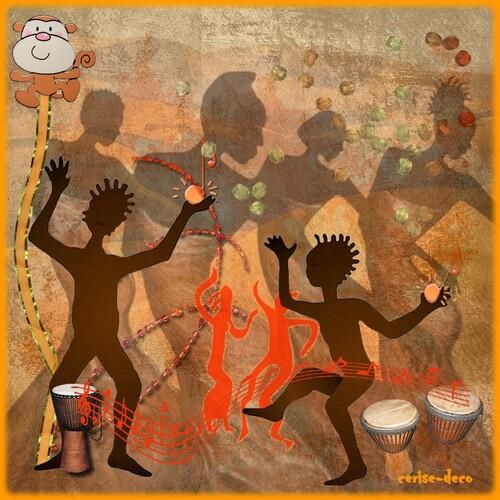cluster musique africaine