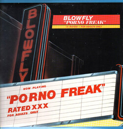 Blowfly - Porno Freak - Complete LP