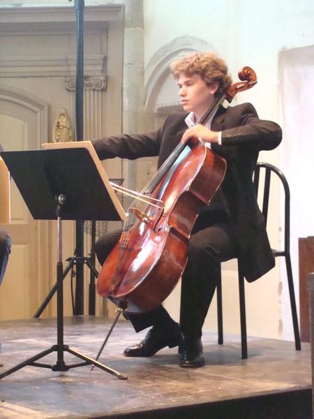 Musiques en voûtes à Saint Marcel de Vix...