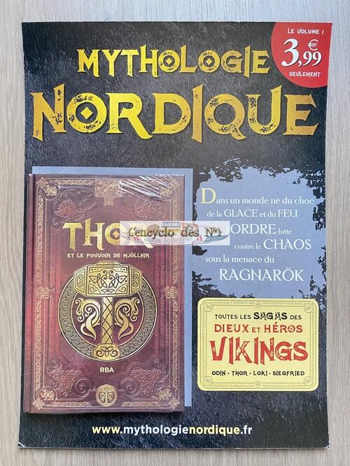 N° 1 Mythologie nordique - Lancement