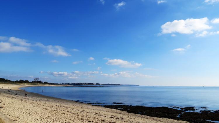 Pointe de Kerpenhir Locmariaquer Golfe du Morbihan :