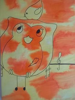 Nos couvertures de cahier de musique et de chants