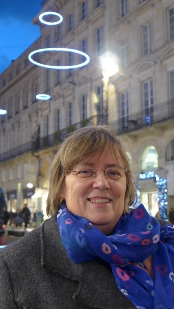 Balade dans Bordeaux avec Cathycat...