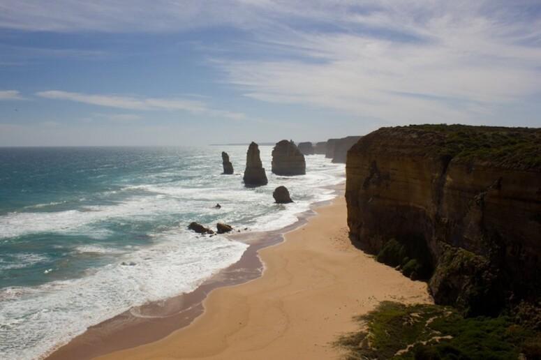 Voyager en Images-2:  Great Ocean Road: surf, koalas et apôtres australiens