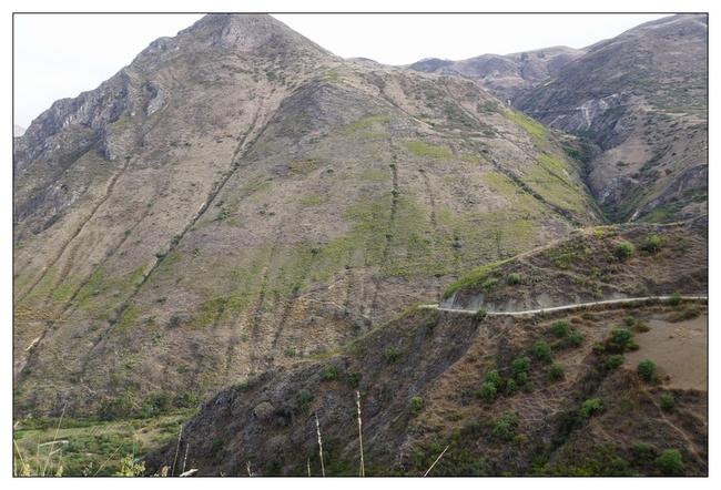 """Route """" Cuzco - Andahuaylas"""" suite"""