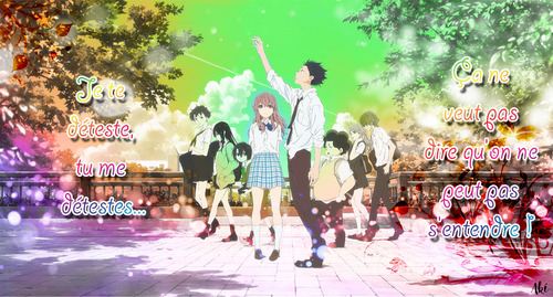 Citation : A Silent Voice