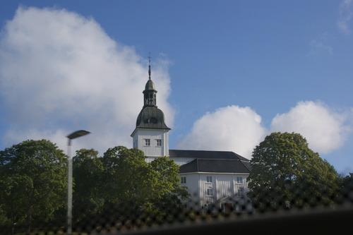 2ème jour ..Oslo.Handangerfjord.Bergen