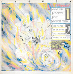 Freeez - Anti Freeez - Complete LP