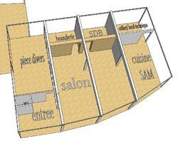 plan interieur