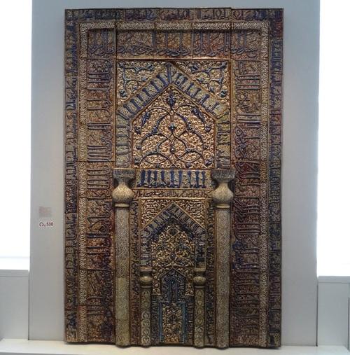 Berllin: le musée Pergamon, quelques belles oeuvres (photos)