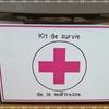 Le kit de survie de la maîtresse