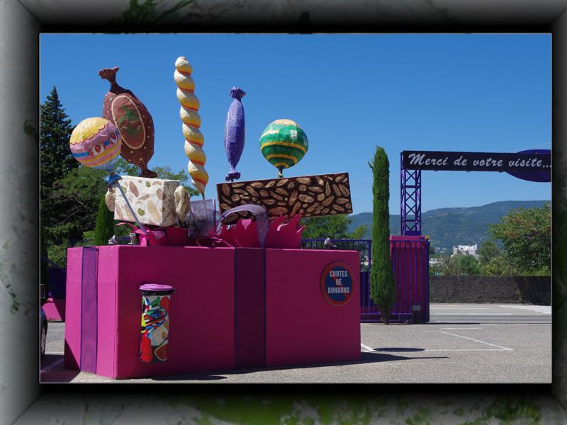 Palais du bonbon et du nougat 26200 Montelimar