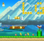 Super Mario Maker - #2 (Création LGN) - 1920 x 1080