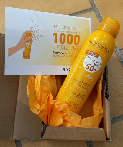 [solaire] : Photoderm 50+ Bioderma
