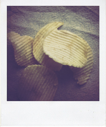 Cookies aux pépites de chocolat au lait et aux chips