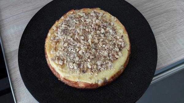 Ma version du Cheese cake
