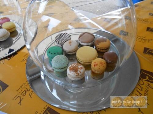 Résultat de mon concours : Le défi du Macaron