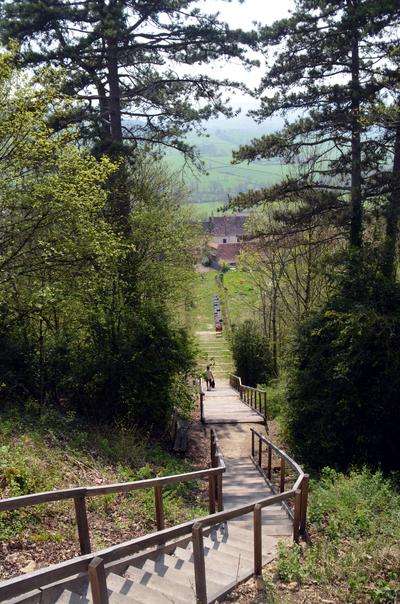 Promenade dans Alise-Sainte-Reine