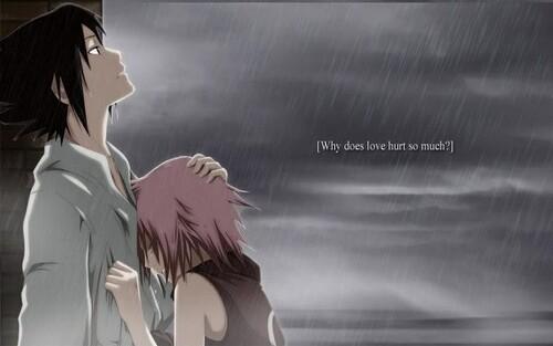 la pluie reflette les larmes de mon coeur
