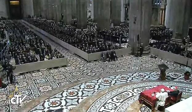 Milan: le diacre permanent, «gardien du service dans l'Eglise» - Zenit