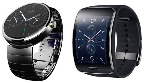 Samsung Gear S : la montre qui n'a plus besoin de votre smartphone !