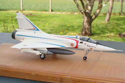 Maquette avion Mirage 2000C prototype au 1/48