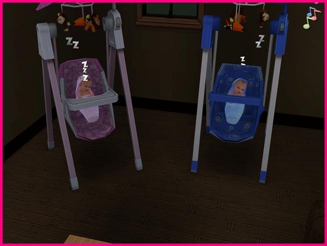 Chapitre 12 : Au rythme des jumeaux