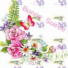 bonne soirée fleurs