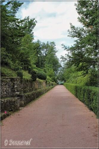 Les Jardins Suspendus de Marqueyssac Dordogne la Grande Allée