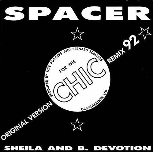 SPACER REMIX 92
