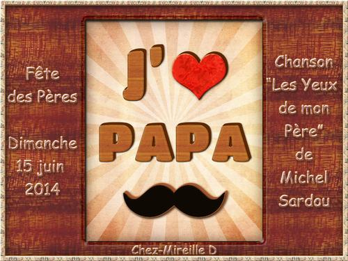 Bonne Fête aux Papas en Musique