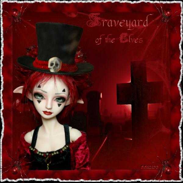 Challenge poupée gothique