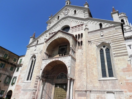 Vérone: autour de l'Adige (photos)