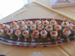 Le buffet des PRE 2