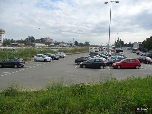 Parking près du centre ville de Séville, Avenida Presidente Aldolfo Suarez