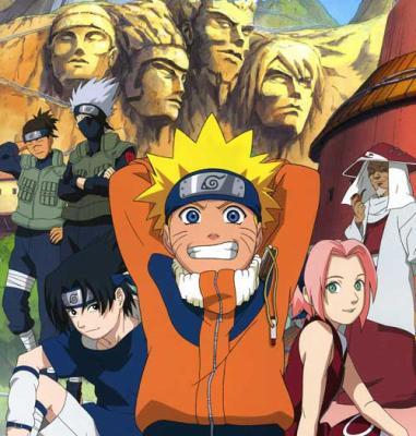 Naruto Saison 9 (203 à 220)