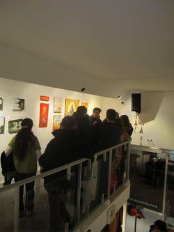 Pikinasso - l'expo de Noël - 3 -