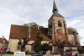 Eglise de Jouy-sur-Morin
