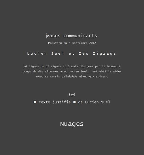 Lucien Suel - Nuages