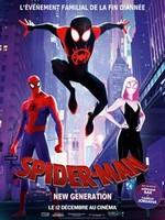 Spiderman New Generation affiche