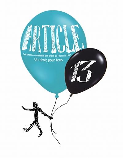 Création d'Article 13