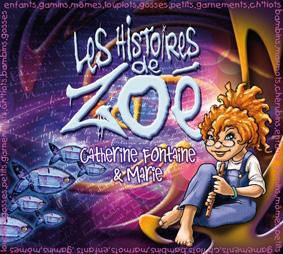 Médias : Promo Les Histoires de Zoé